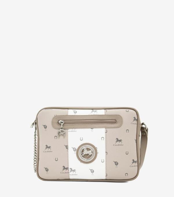 bolsa tiracolo stone grey